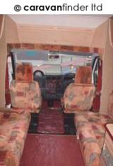 Autocruise Valentine 1995 Motorhomes Photo