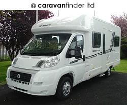 Swift Sundance 620 FB 2010
